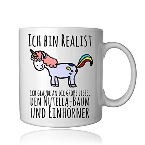 kaffeebecher-tasse-einhorn-ich-bin-realist-ich-glaube-an-die-grosse-liebe-den-nutella-baum-und-an-ei