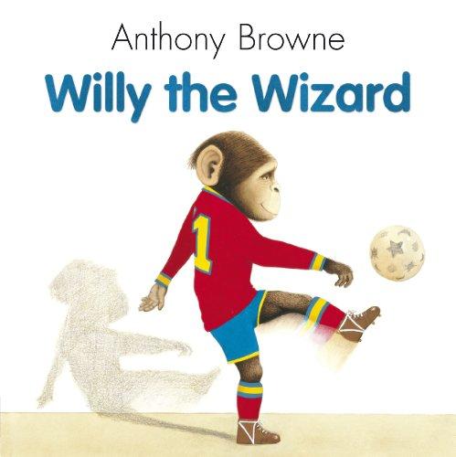 Willy The Wizard Queen Anne Fine Bone
