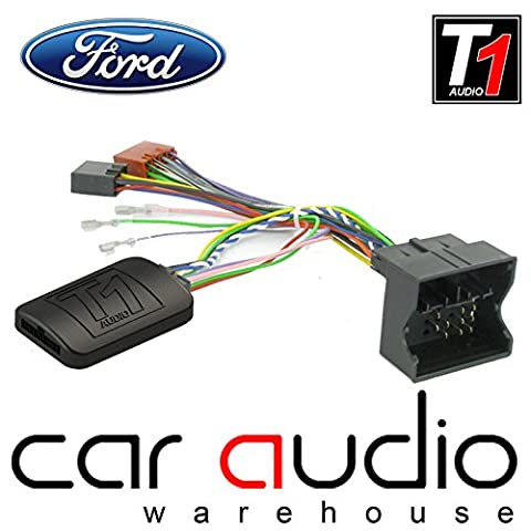 T1 Audio Ford T1-FO3 C-Max 1st Generation, Fiesta, Focus MK2,
