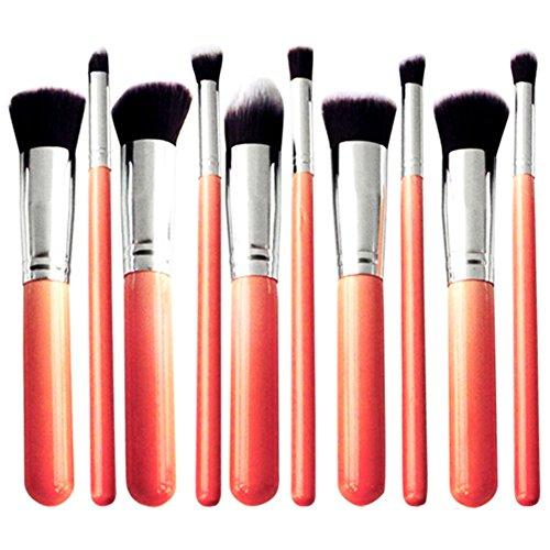 skyblue-uk-kit-de-pinceau-maquillage-professionnel-10pcs-manches-en-bois-rose-pinceau-poudre-eyebrow