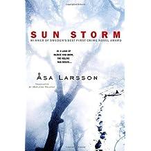 Sun Storm by Asa Larsson (2006-04-25)