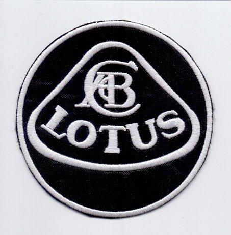 """Preisvergleich Produktbild Applikation Aufbügler Patches Stick Emblem Aufnäher Abzeichen """"LOTU.S"""" Logos F1,  Moto GP & Sponsoren,  Logos F1,  Moto GP & Sponsors"""