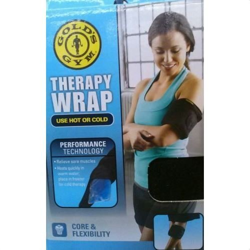 Gold's Gym Therapy Wrap by Gold's Gym