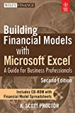 Building Financial Models with Microsoft Excel: A Guide for Business Professionals, 2ed (MISL-WILEY)