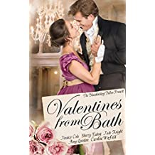 Valentines From Bath: A Bluestocking Belles collection (English Edition)