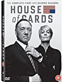 House of Cards: Complete Season 1 & 2 (8 DVDs) (UK-Import) Bild
