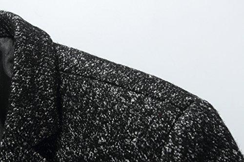 SSLR -  Blazer  - Giacca caban - Uomo Nero