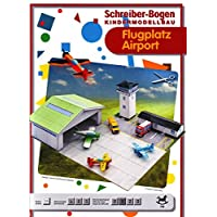 Aue-Verlag 40 x 30 x 15 cm Airport Model Kit