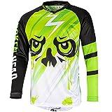 Broken Head MX Jersey Division Moto-Cross Jersey - BMX - Offroad - Trikot - Racing Shirt (XL)