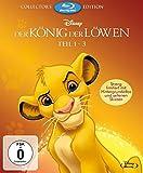 Der König der Löwen 1-3 - Trilogie - Digibook [Blu-ray]