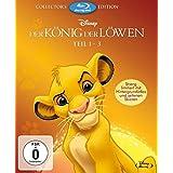 Der König der Löwen 1-3 - Trilogie - Digibook