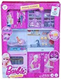 #7: JAYNIL Enterprise Barbie Beautiful and Amazing Kitchen Set (Multicolor)