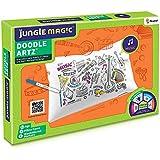 Jungle Magic Doodle Artz Music