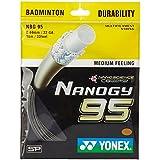 Yonex Nanogy 95 Badminton Strings, 0.69mm