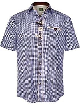OS Trachten Herren Trachtenhemd