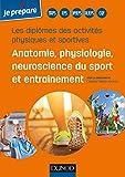 Diplômes des activités physiques et sportives-Anatomie, physiologie de l'exercice sportif et entraîn - Anatomie, physiologie, neuroscience du sport et entraînement