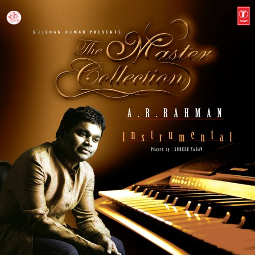 The Master Collection (a.r. Rahman-instrumental) - Ar-master-serie