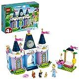 LEGO- Disney Princess La Festa al Castello di Cenerentola Set di Costruzioni per Bambine +4 Anni per Dare Vita alla Loro Immaginazione e Giocare in Compagnia, 43178