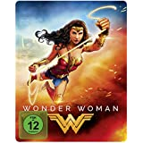 Wonder Woman Illustrated Artwork - Steelbook