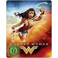 Wonder Woman als Steelbook mit Illustrated Artwork