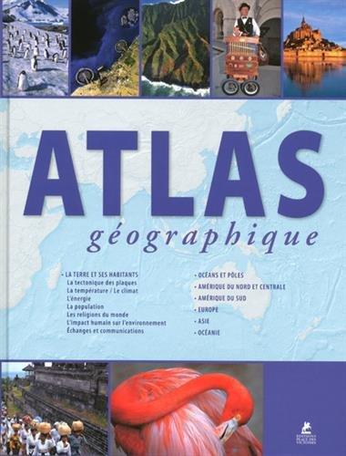 Atlas géographique par Collectif