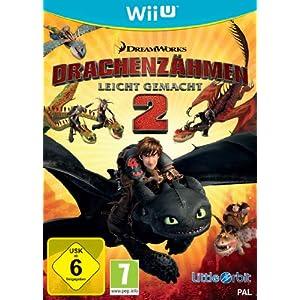 Drachenzähmen leicht gemacht 2 – [Nintendo Wii U]