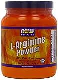 L-Arginina en polvo, 1 kg (2,2 lbs) - Now Foods