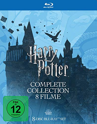 Harry Potter: The Complete Collection [Blu-ray] (Geld Video)
