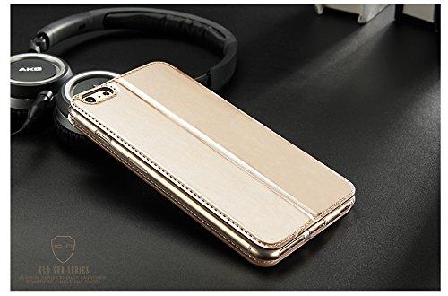 Housse en cuir d'origine TŽlŽphone KLD SUN Protection Series Case PU TPU pour l'iPhone 6 rose