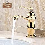 Hehilark Retro Nostalgie Einhebel Wasserhahn Mischbatterie Spültischarmatur Küchenarmatur Bad Waschbecken Armatur Misc
