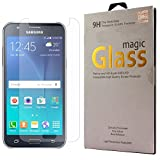 DMG Curved Tempered Glass Screen Protector for Samsung Galaxy J2 J200 (2.5D Arc 9H 0.3mm)