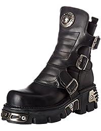 Amblers Steel - Calzado de protección de cuero para hombre negro negro, color negro, talla 45.5