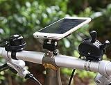 Trigo Handyhalterung für Brompton-Fahrrad, Metallhalterung passend für jedes Handy