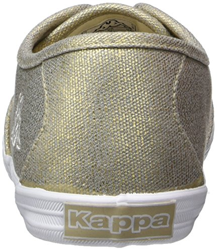 Kappa Damen Holy Shine Sneaker Gold (Gold)