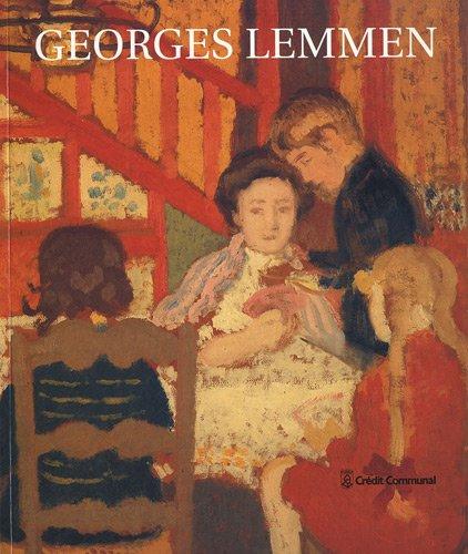 Georges Lemmen par Roger Cardon, Jane Block