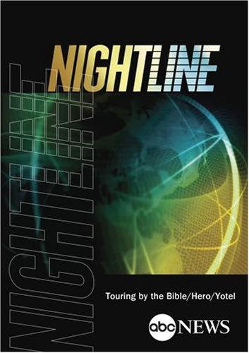 Preisvergleich Produktbild ABC News Nightline Touring by the Bible / Hero / Yotel