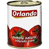 Orlando Tomate Natural Triturado - 800 g