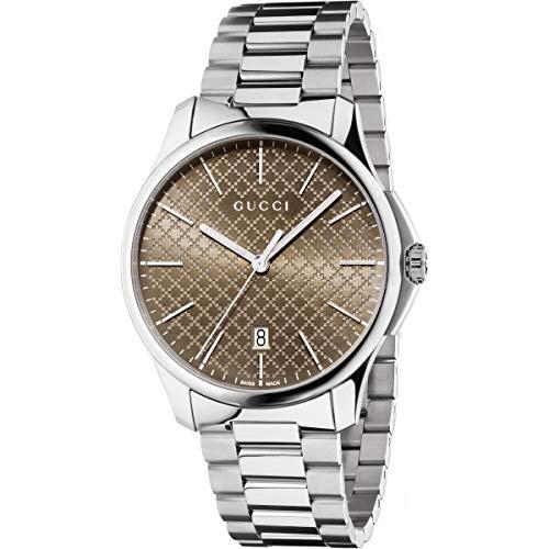 Mens Gucci G-Timeless Slim Watch YA126317