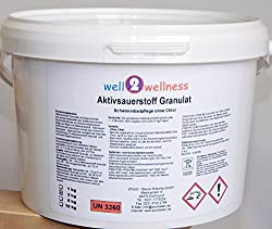 Granulated Activated Oxygenoxygeno² Granules – 3 Kg
