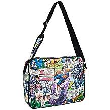 Superman - Bolso mochila  de Material Sintético para mujer Varios Colores multicolor One Size