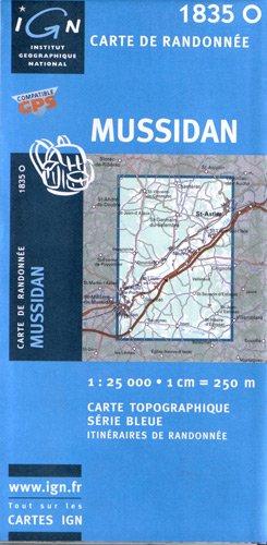 Mussidan GPS: Ign1835o