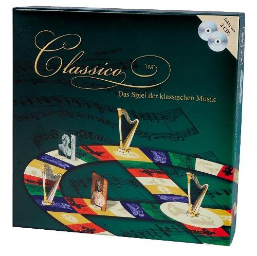 noris 606104534 - Classico- Das Spiel der klassischen Musik (Musik Spiel)