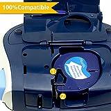 3Stück Schriftband Kompatibel Dymo Letratag 91221 S0721660 Schriftbandkassetten Kunststoff schwarz auf weiß 12mm x 4m für Beschriftungsgerät LT-100H lt-100t lt-110t QX 50 XR XM 2000 Plus - 2