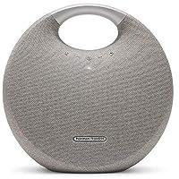 Harman Kardon Onyx Studio 5 Bluetooth Wireless Speaker, Nominal Output : 20-30 Watt - Grey
