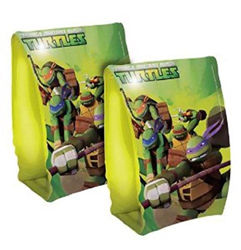 Ninja Turtles-Paar Schwimmflügel Ninja Turtles