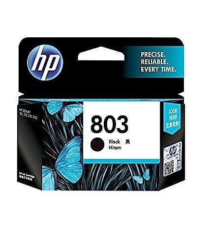 HP 803 Black Cartridge