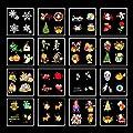 LED Projektor Lichter, 16 Überraschung Szenen muster Serie mit wasserdichtem Bewegungs LED Projektionslampe Lichteffekt mit Fernbedienung, Indoor Dekoration für Party Geburtstag Urlaub Hochzeit Halloween Weihnachten von zhuosilang