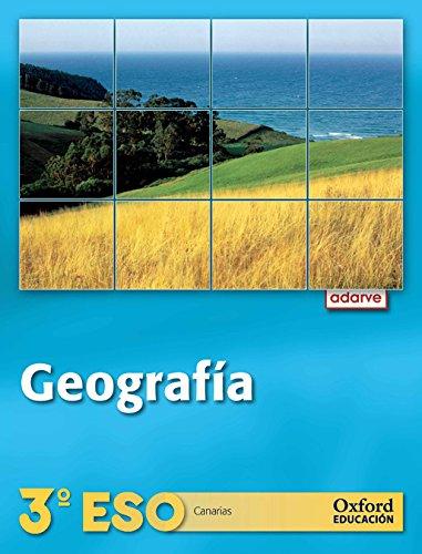 Geografía 3º ESO Adarve (Canarias): Libro del Alumno - 9788467364965