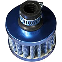 Filtro Aria - TOOGOO(R)12mm Mini Filtro Aria