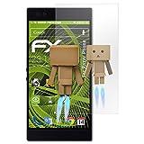 atFolix Displayschutz für Razer Phone Spiegelfolie - FX-Mirror Folie mit Spiegeleffekt